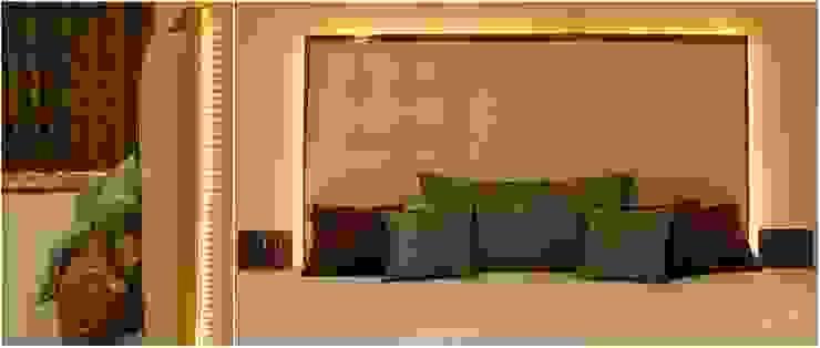 Neha Goel Architects의  침실