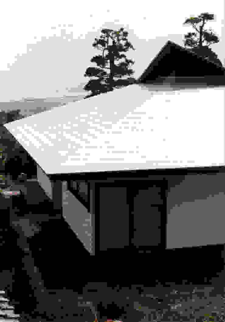 施行事例3 モダンな 家 の 株式会社 北川原環境建築設計事務所 モダン