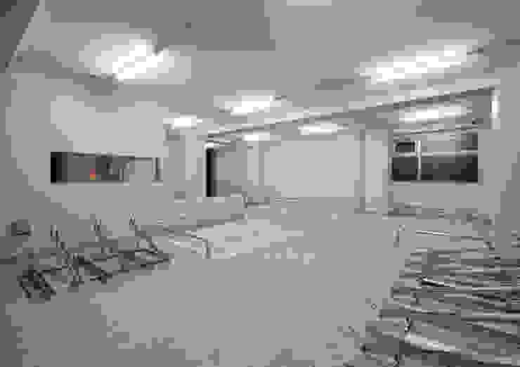 シャンドール小堀 モダンデザインの ガレージ・物置 の nakajima モダン