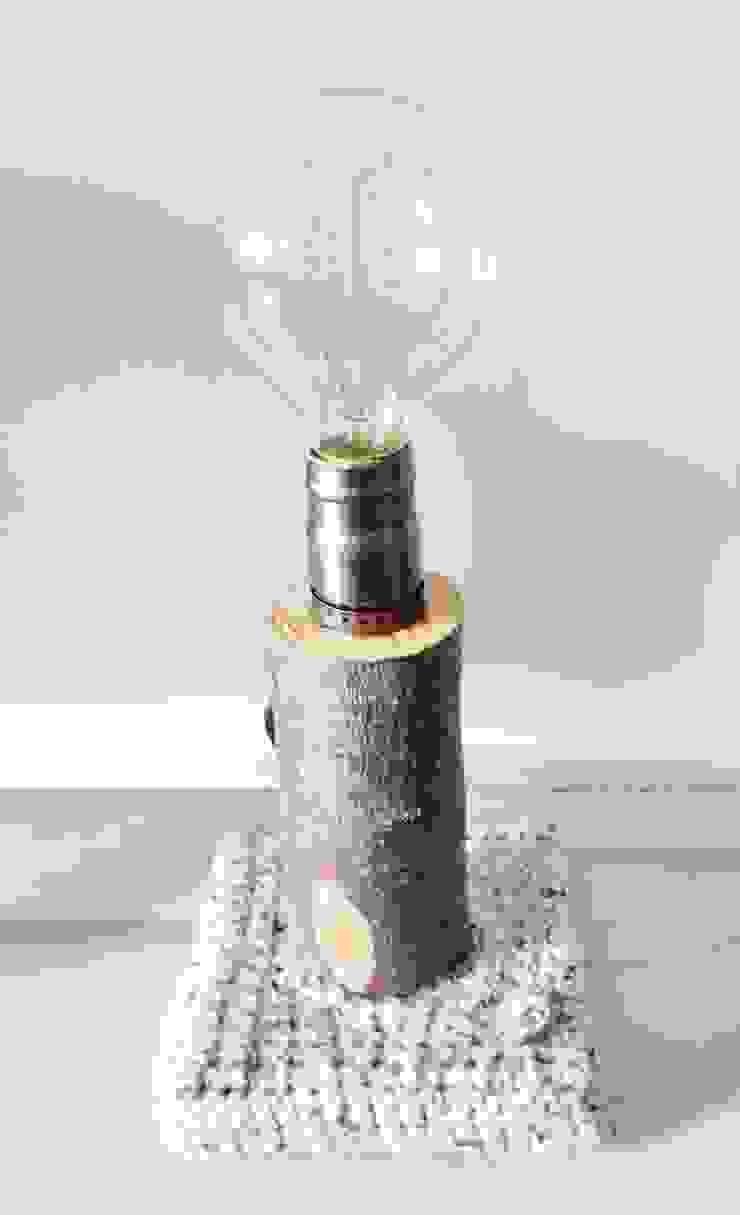 WoodWoolDesign en Edison van WoodWoolDesign Scandinavisch