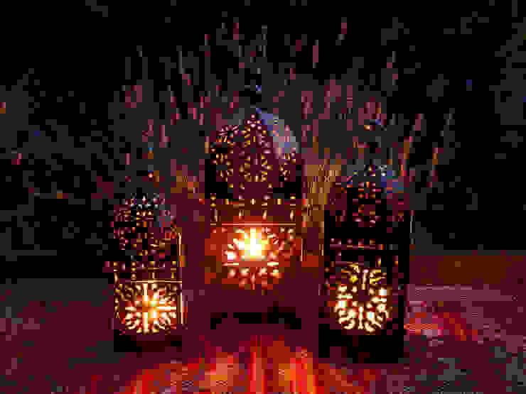 Lanterne Kasbah di L' Argania Mediterraneo
