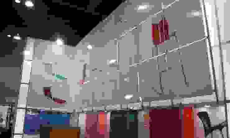 EXPO ESPACIO Centros de exposiciones de estilo minimalista de SINDO OUTDOOR Minimalista Aluminio/Cinc