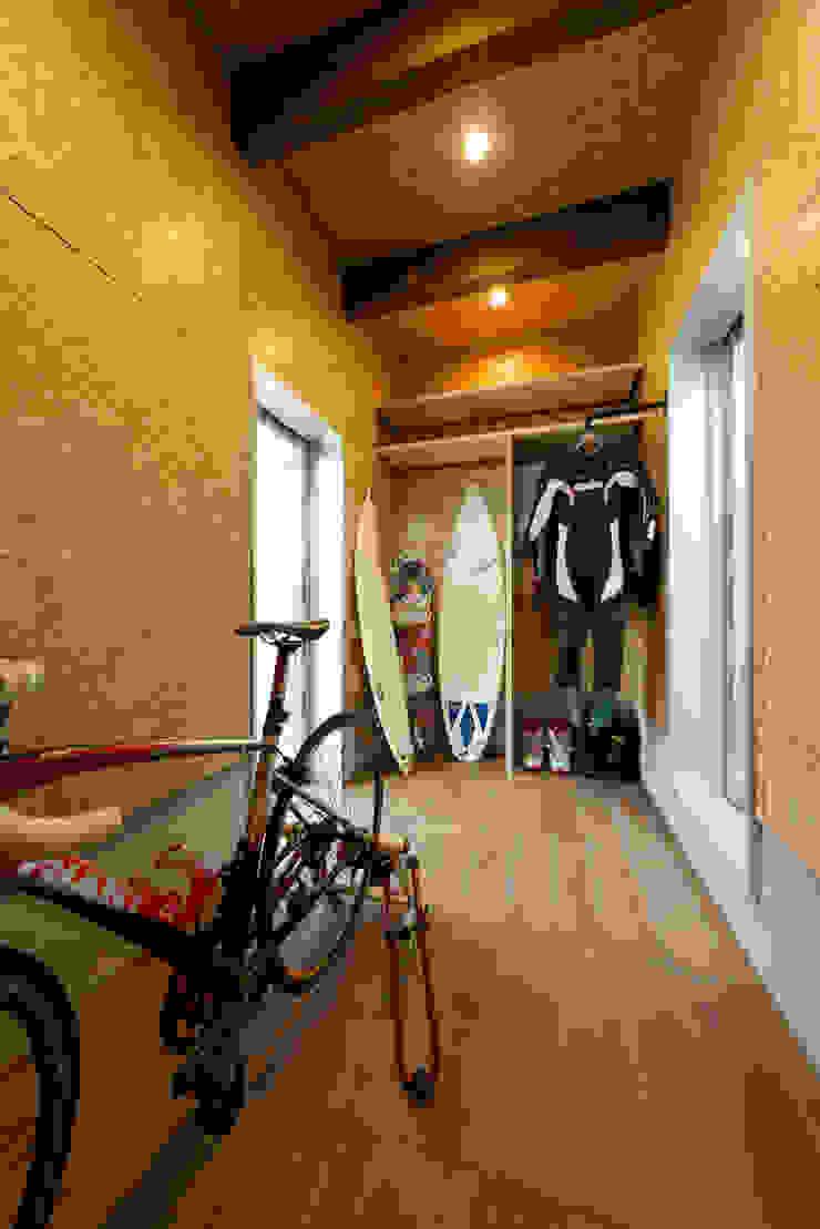 眺める森の家 趣味室 の フォーレストデザイン一級建築士事務所