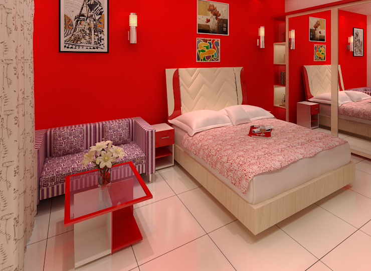 7 Simple Vastu Shastra colour tips for your bedroom