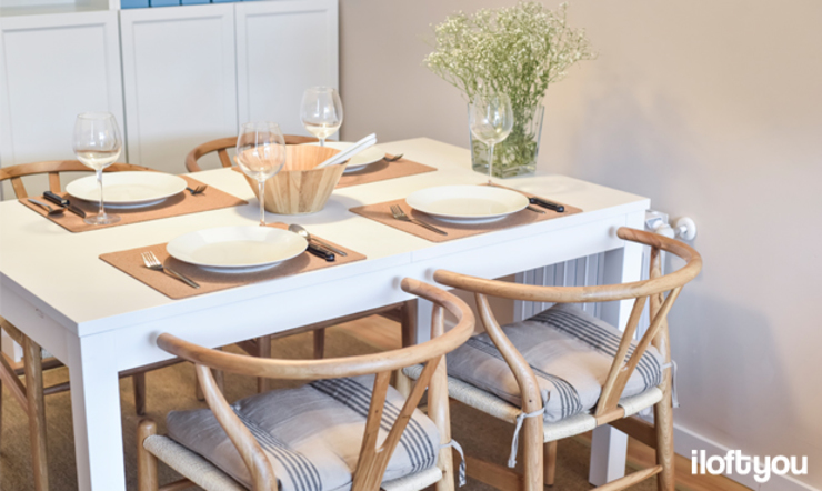 iloftyou Dining roomChairs & benches Wood