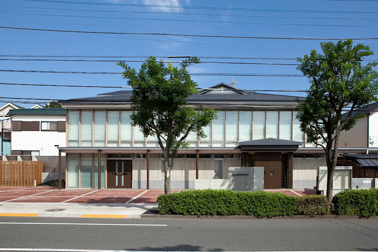 Modern houses by 今井建築設計事務所 Modern