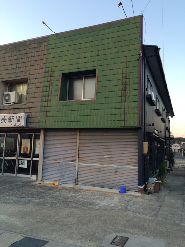 wood outer wall , wood roof の FRCHIS,WORKS
