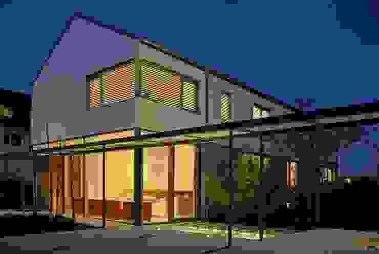 Case moderne di Herzog-Architektur Moderno