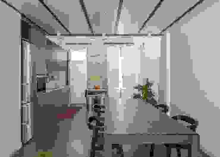 Casas modernas por amBau Gestion y Proyectos Moderno