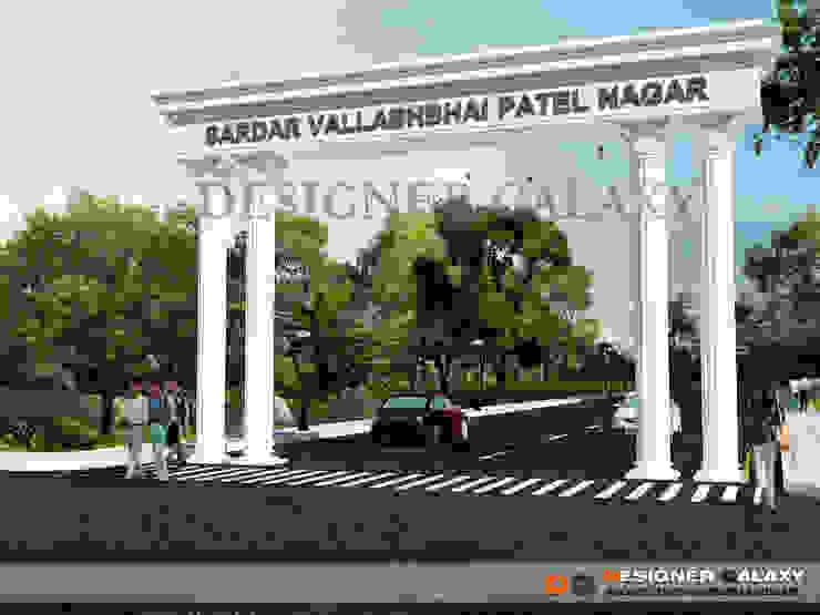 Island Design DESIGNER GALAXY Modern garden
