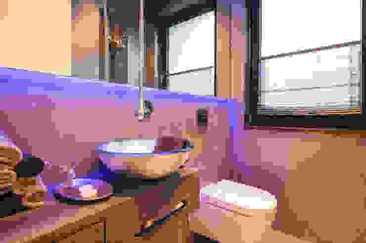 Gästetoilette Moderne Badezimmer von schulz.rooms Modern