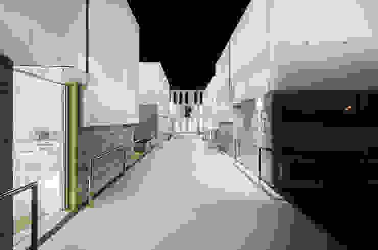 지중해스타일 주택 by guedes cruz arquitectos 지중해