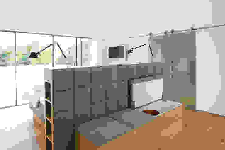 Betten Moderne Schlafzimmer von schulz.rooms Modern