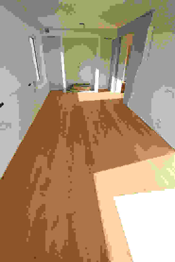 Parkiet drewniany. Realizacja podłogi drewnianej w Nowym Sączu. od PHU Bortnowski