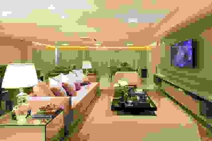 Apartamento G2 Lyssandro Silveira Classic style dining room