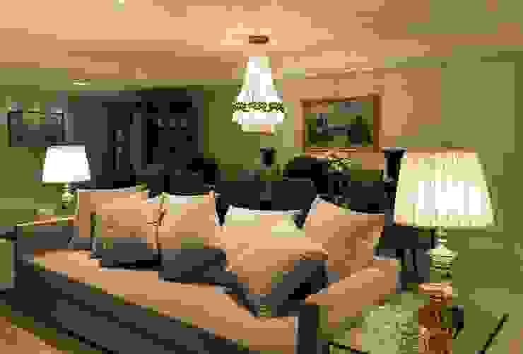 Apartamento G2 Lyssandro Silveira Salon classique