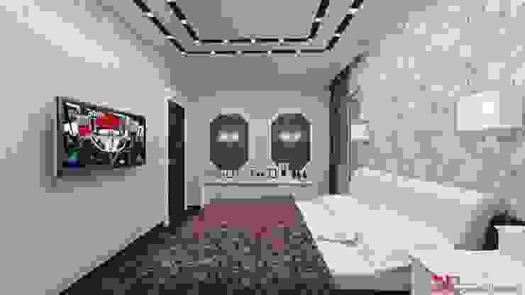 Интерьер 2-х комнатной квартиры Спальня в классическом стиле от Константин Паевский-PAEVSKIYDESIGN Классический