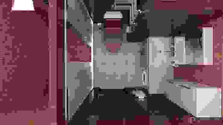 Интерьер 2-х комнатной квартиры Ванная в классическом стиле от Константин Паевский-PAEVSKIYDESIGN Классический