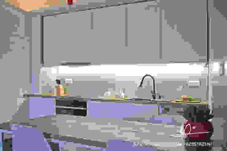 Modern kitchen by Studio Modelowania Przestrzeni Modern MDF