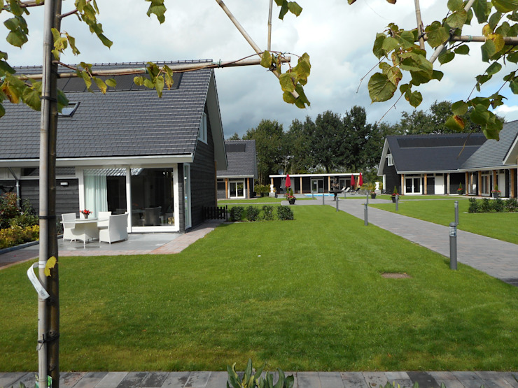 Woningen te Wenum Wiesel Landelijke huizen van ScanaBouw BV Landelijk