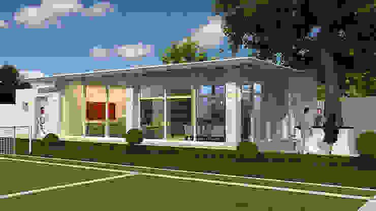 Boué Arquitectos Case moderne