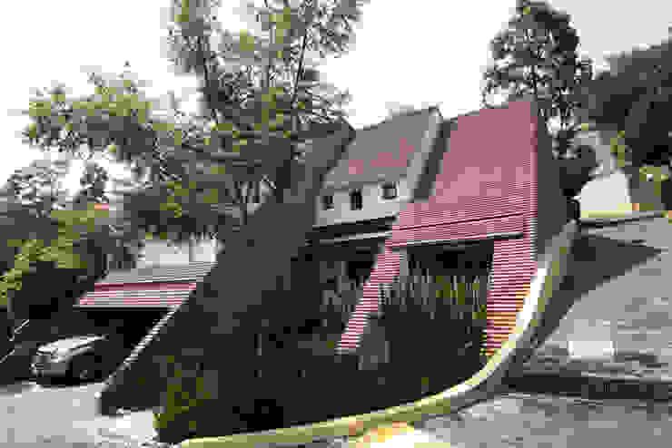 Paseo de la Reforma Casas estilo moderno: ideas, arquitectura e imágenes de Boué Arquitectos Moderno