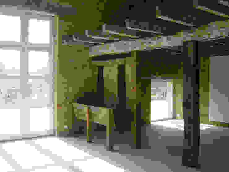 Casa Les Galeries- Boué Arquitectos Casas de estilo rústico de Boué Arquitectos Rústico