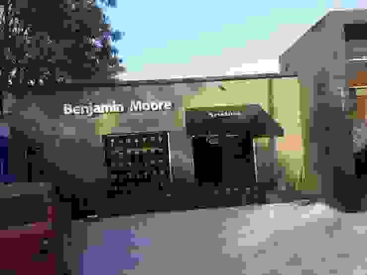 Benjamin Moore México Cavas minimalistas de VIVAinteriores Minimalista
