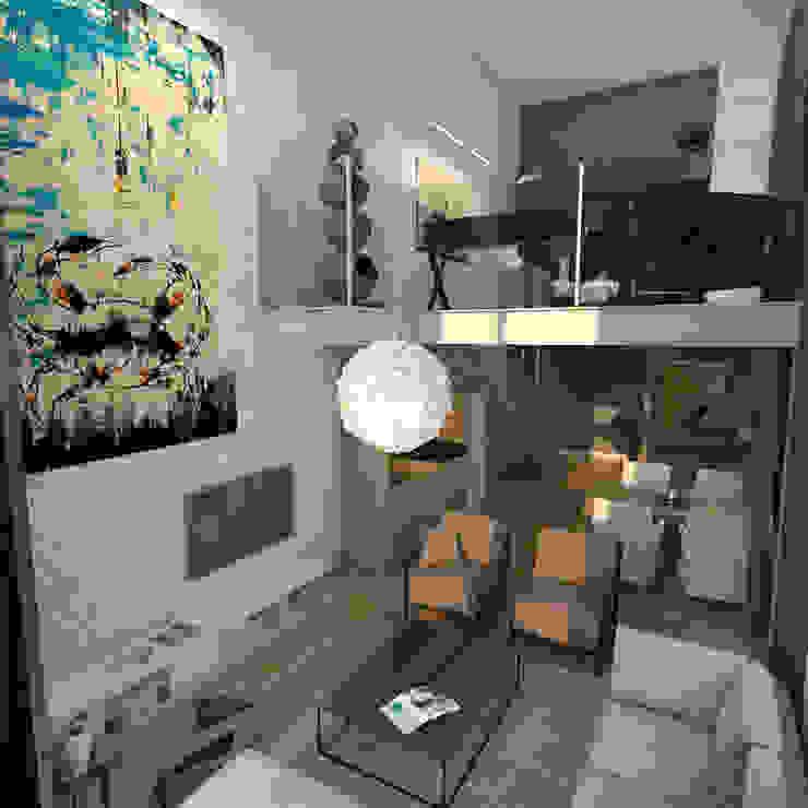 Balconies, verandas & terraces  by homify,