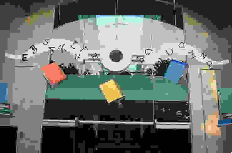 Centro Cultural Pedro López de AMOATO STUDIO SA DE CV Moderno