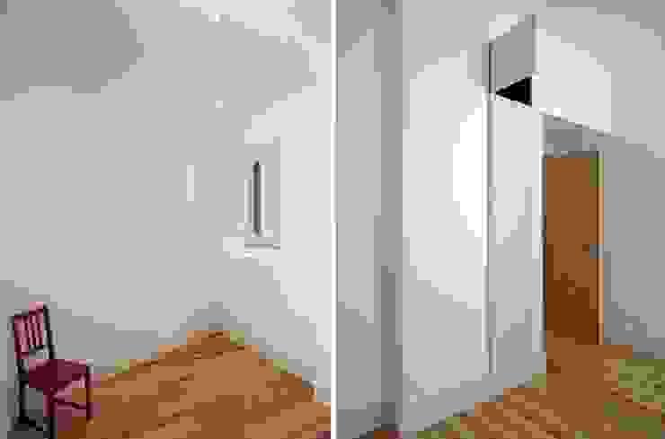 FOTOGRAFIAS Quartos minimalistas por COLECTIVO arquitectos Minimalista
