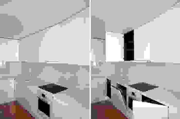 FOTOGRAFIAS COLECTIVO arquitectos Cozinhas minimalistas