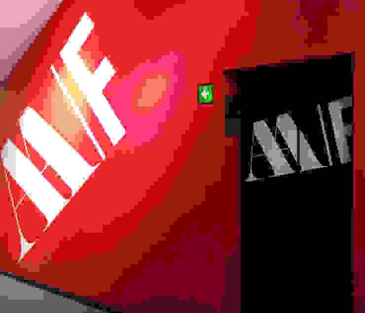 Academia de Arte de Florencia- Boué Arquitectos Estudios y despachos modernos de Boué Arquitectos Moderno