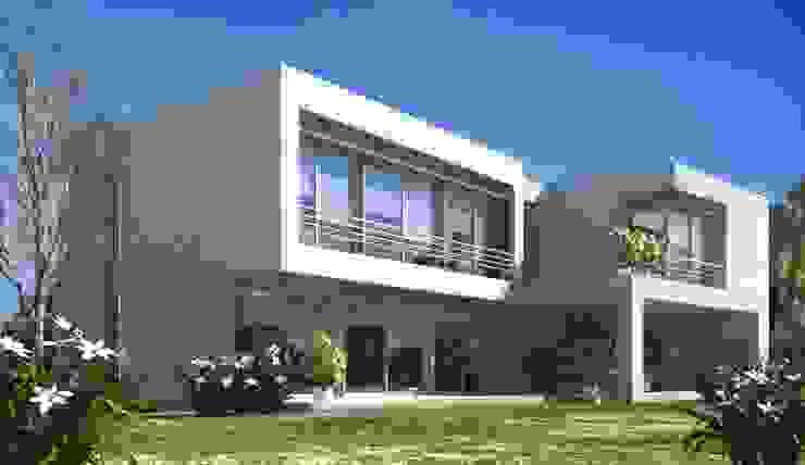 Parrado Arquitectura Modern Houses