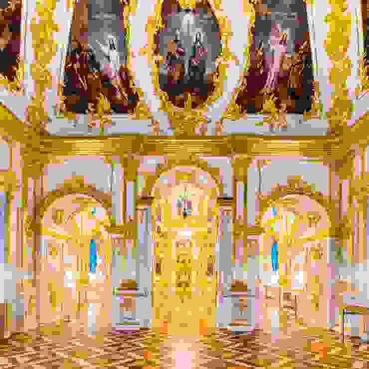 Церковный корпус Петродворца от Belimov-Gushchin Andrey Классический Серебро / Золото