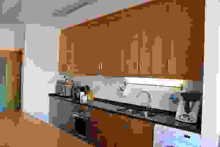 Casa do Páteo Cucina moderna