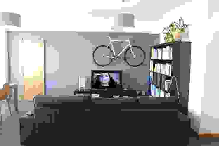 Casa do Páteo Soggiorno moderno