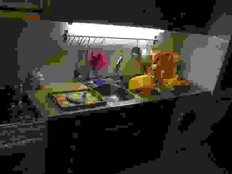 ANTES - Cozinha Casa do Páteo