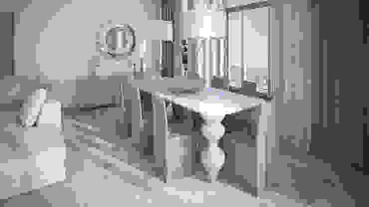 Modern Dining Room by Gabriela Afonso Modern Marble