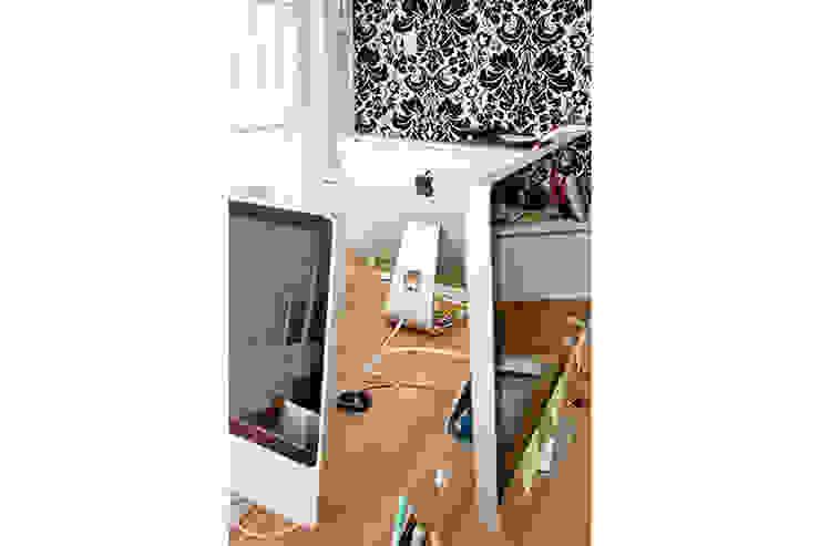 Oficina Punch TAD PUNCH TAD Oficinas de estilo ecléctico