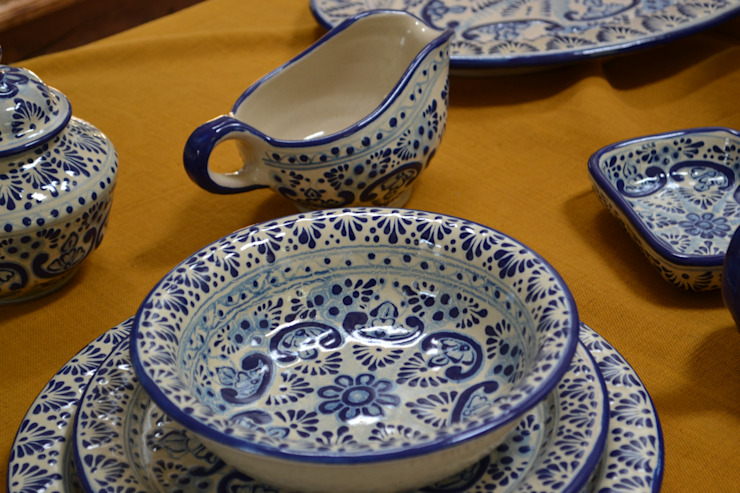 colonial  by Maria Juana Art , Colonial Pottery