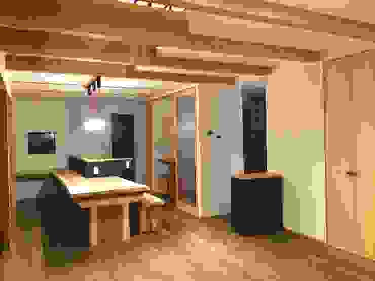 LDK: TIEN natural comfort design roomが手掛けた折衷的なです。,オリジナル