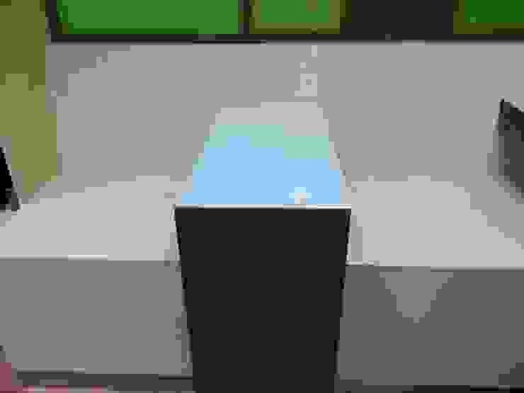 modern  by VIVAinteriores, Modern Wood Wood effect