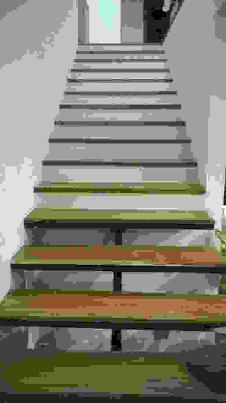 Escalera parota de k4bim