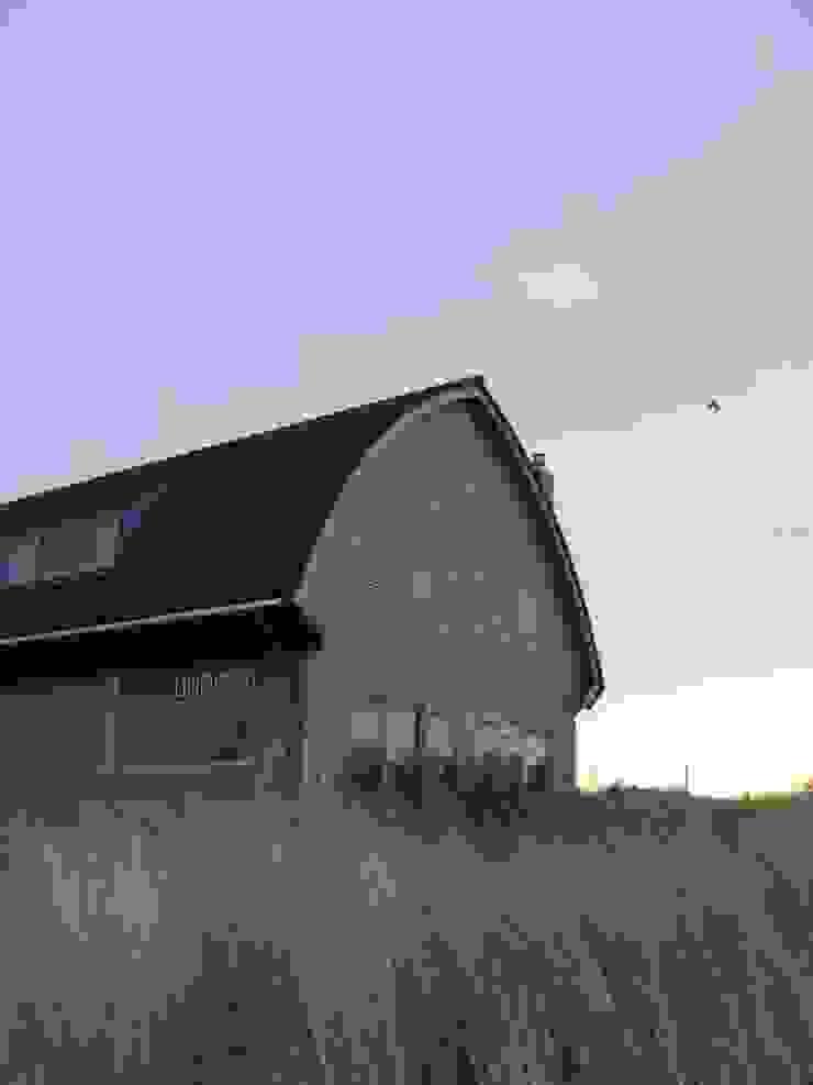 Woning te Vlieland Moderne huizen van ScanaBouw BV Modern