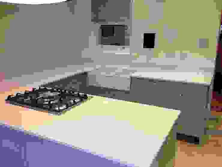 CimStone Arcadia Quartz Classic style kitchen by Marbles Ltd Classic