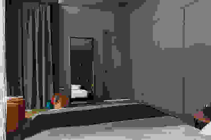 APARTMENT/1 Спальня в скандинавском стиле от ONE STUDIO Скандинавский
