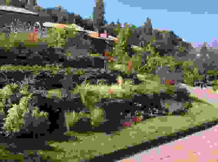 Jardines modernos: Ideas, imágenes y decoración de I Giardini di Anna Moderno