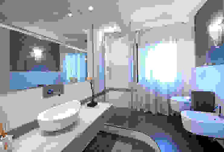 Moderne Badezimmer von bilune studio Modern