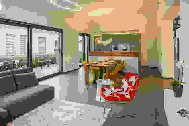 Salas de estar modernas por Lopez-Fotodesign Moderno